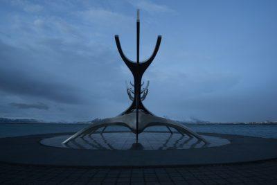 Sólfarið, frontal