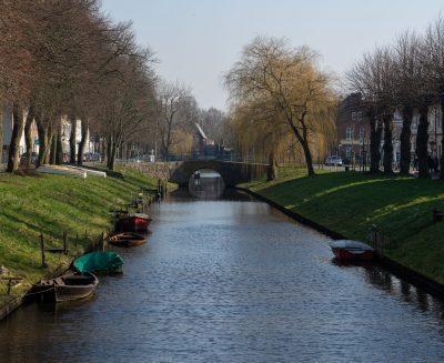 Friedrichstadt, Kanal