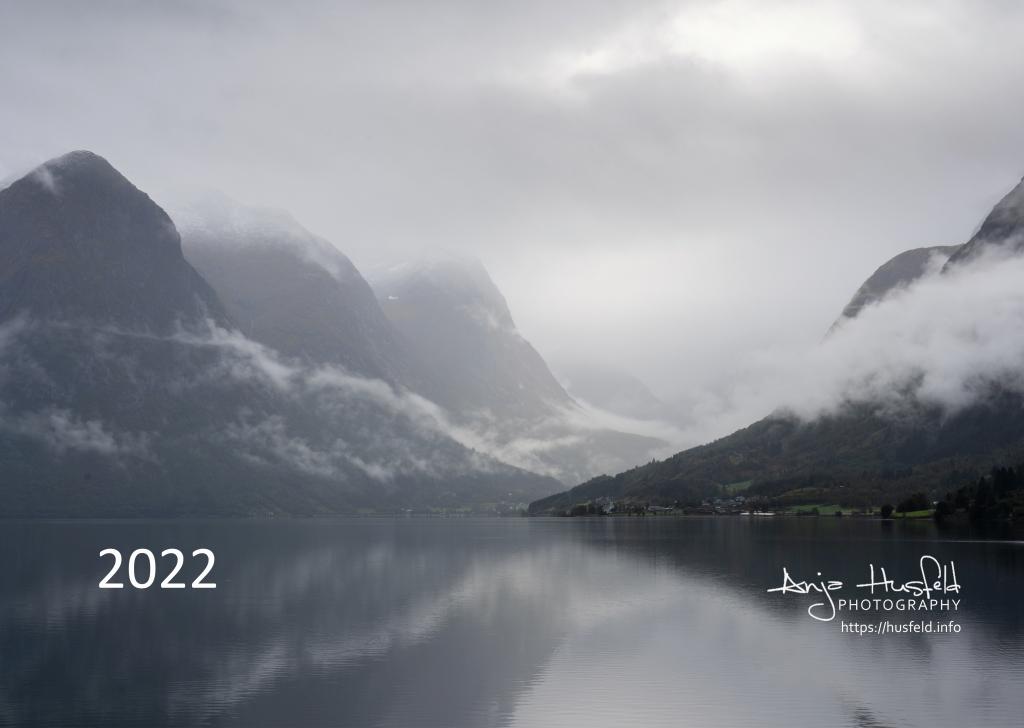 Wandkalender A3 2022